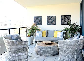 Boxclever Interior Design Caloundra apartment