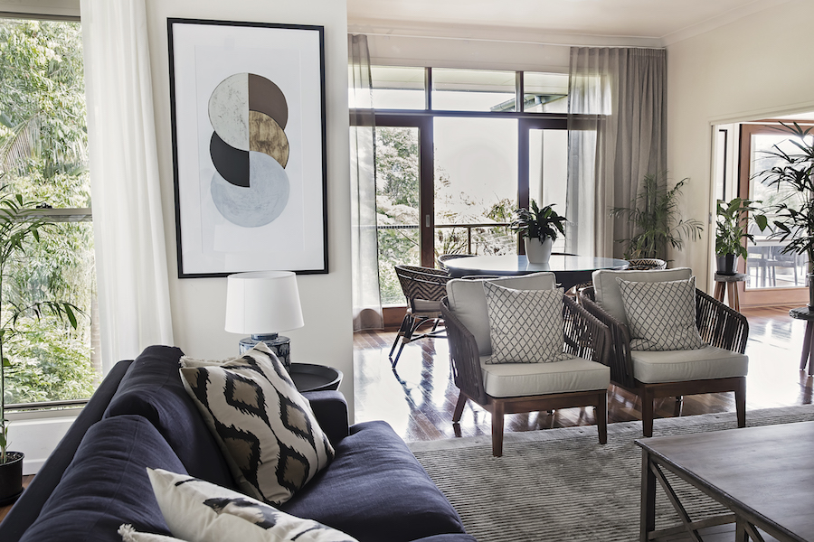 BoxCleverInteriors-Flaxton-lounge-dining