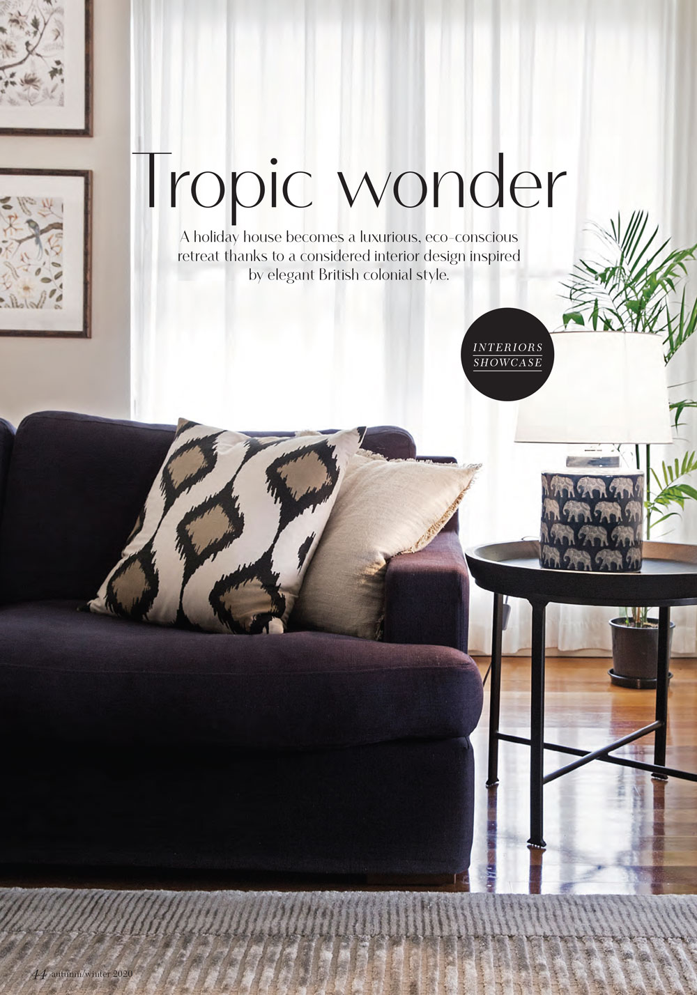 article cover Queensland homes