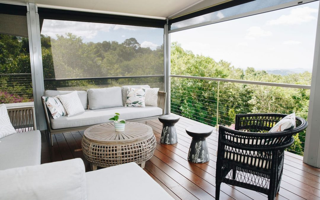 Outdoor Terrace Flaxton