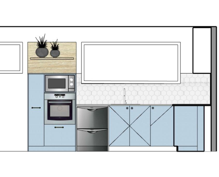Kitchen_Elevation_Sketch