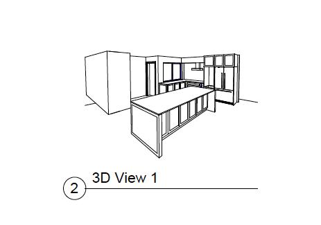 Kitchen Design Buderim 3D